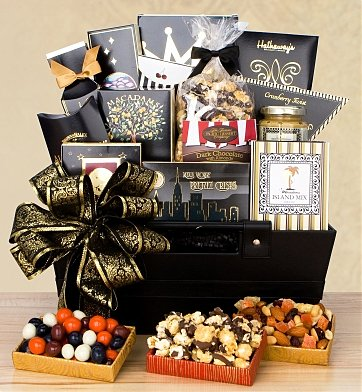 Premium Gourmet Gift Basket