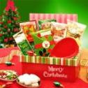 Holiday Fanfare Gift Basket