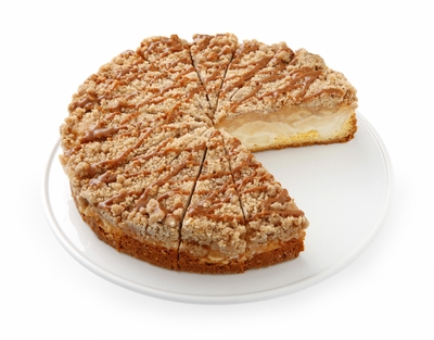 Granny Apple Crunch Pie