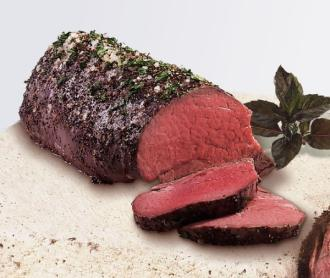 Beef Tenderloin Roast. Chateaubriand 