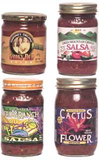 Friendly Fire Salsa 4-Pack Medium