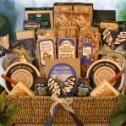 Food Gift Basket - Northwood cheese & snacks delivered