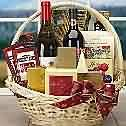 Send this basket to those you wish to impress or congratulate.