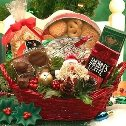 Holiday Cheer Gift Basket Delivery