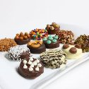 Gourmet Chocolate Dipped Oreo� Cookies