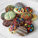 Chocolate-Dipped Oreo� Cookies