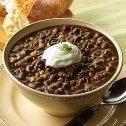 Santa Fe Black Bean Soup