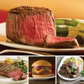 Deluxe Steak Sampler delivered