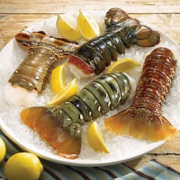 Lobster Tail of the Month - 12 Months