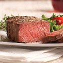 Top sirloin steak delivery