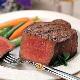 Filet Mignon dinner