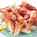 Snow Crab claws make a sweet, succulent appetizer! 