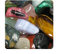 stones: protection