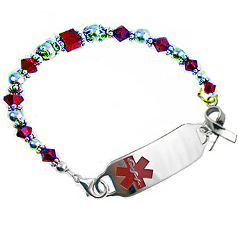 BRACELETS - CHARM BRACELETS, MEDICAL ID BRACELETS, FRIENDSHIP