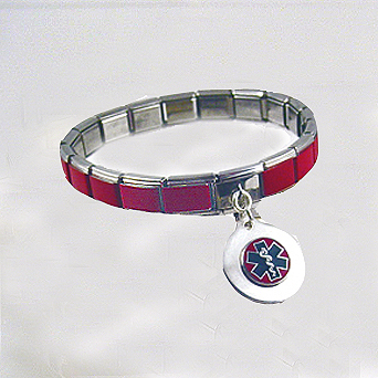 ITALIAN CHARM BRACELET LINKS IN BRACELETS - COMPARE PRICES, READ