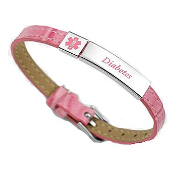 Diabetic bracelets for girls pictures
