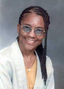 Minister Yvonne Mitchell