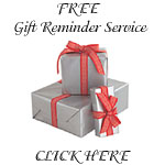 Gift Reminder Service