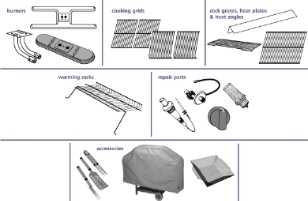 Gas Grill Parts
