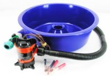 D.A.M. Blue Bowl Concentrator Kit