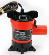 Johnson 1250 GPH Pump