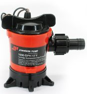Johnson 12 volt submersible pump