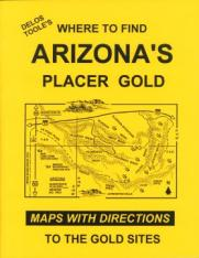 Where To Find Arizona's Placer Gold