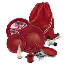 Fisher Deluxe Gold Panning Kit