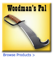 woodman's pal machete