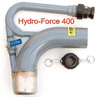 Hydro-Force 400 nozzle