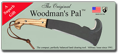 woodmans pal machete