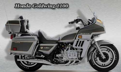 Honda GL1000 amp GL1100 Parts amp Honda GL1100 Accessories