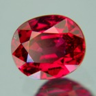 Wild Fish Gems - Red gemstones