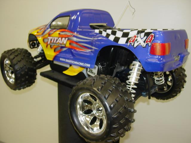 Monster Toys For Boys : Big boys toys and hobbies smartech monster truck rtr