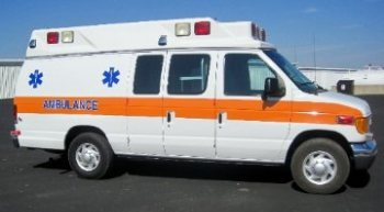 2006 AEV Type 2 New Ambulance Appearance