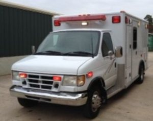 2003 Ford E450 Type 3