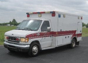 1999 Road Rescue Type 3 E450